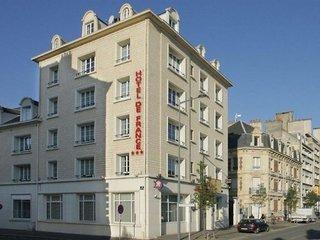 Pauschalreise Hotel Frankreich, Normandie, Inter-Hotel De France in Caen  ab Flughafen Berlin-Schönefeld