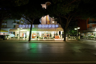 Pauschalreise Hotel Italien, Italienische Adria, Hotel Coppe in Lido di Jesolo  ab Flughafen