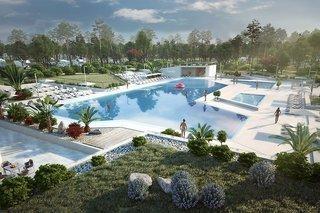 Pauschalreise Hotel Kroatien, Istrien, Camping Stella Maris Mobile Homes in Umag  ab Flughafen Bruessel