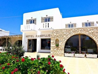 Pauschalreise Hotel Griechenland, Paros (Kykladen), Amaryllis Paros Beach Hotel in Paros  ab Flughafen