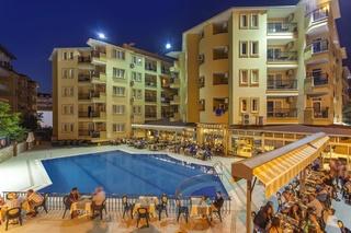 Pauschalreise Hotel Türkei, Türkische Riviera, Kleopatra Royal Palm in Alanya  ab Flughafen Berlin