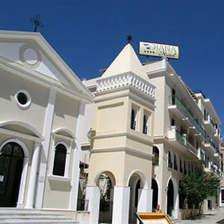 Pauschalreise Hotel Griechenland, Zakynthos, Diana Hotel in Zakynthos  ab Flughafen