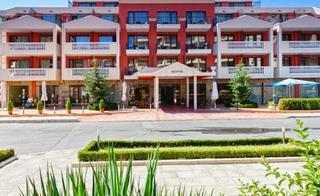 Pauschalreise Hotel Bulgarien, Riviera Süd (Sonnenstrand), Hotel Forum in Sonnenstrand  ab Flughafen Amsterdam