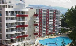 Pauschalreise Hotel Bulgarien, Riviera Süd (Sonnenstrand), Fenix in Sonnenstrand  ab Flughafen Amsterdam