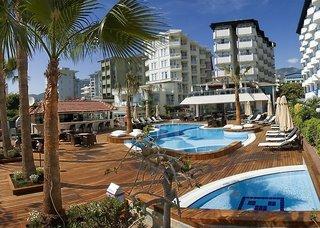 Pauschalreise Hotel Türkei, Türkische Riviera, Savk Hotel in Alanya  ab Flughafen Berlin