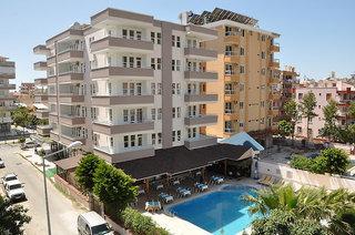 Pauschalreise Hotel Türkei, Türkische Riviera, Kleopatra South Star Apart in Alanya  ab Flughafen Frankfurt Airport