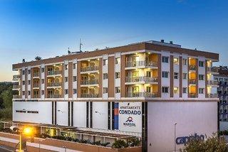 Pauschalreise Hotel Spanien, Costa Brava, Apartments Condado in Lloret de Mar  ab Flughafen Berlin