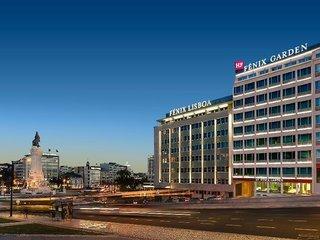 Pauschalreise Hotel Portugal, Lissabon & Umgebung, HF Fénix Garden in Lissabon  ab Flughafen Berlin
