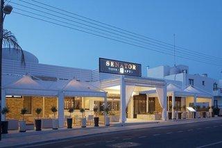 Pauschalreise Hotel Zypern, Zypern Süd (griechischer Teil), Senator in Ayia Napa  ab Flughafen Basel
