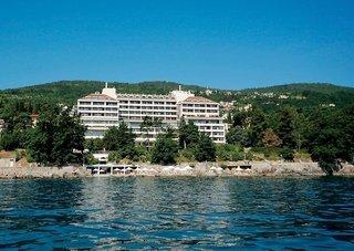 Pauschalreise Hotel Kroatien, Istrien, Remisens Hotel Excelsior in Lovran  ab Flughafen Bruessel