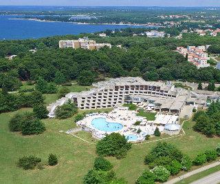 Pauschalreise Hotel Kroatien, Istrien, Valamar Zagreb Hotel in Porec  ab Flughafen Bruessel