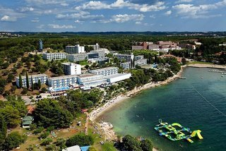 Pauschalreise Hotel Kroatien, Istrien, Plavi in Porec  ab Flughafen Bruessel