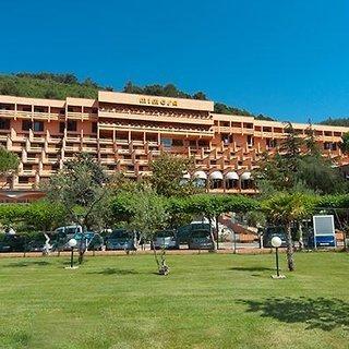 Pauschalreise Hotel Kroatien, Istrien, Hotel Mimosa - Lido Palace in Rabac  ab Flughafen Bruessel