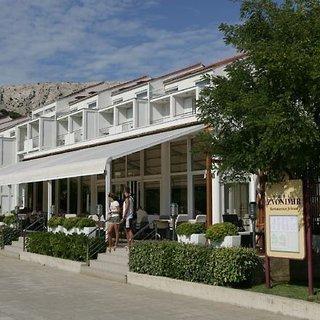 Pauschalreise Hotel Kroatien, Kvarner Bucht, Hotel Zvonimir in Krk  ab Flughafen Bruessel
