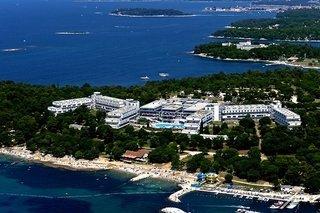 Pauschalreise Hotel Kroatien, Istrien, Hotel Delfin in Porec  ab Flughafen Bruessel