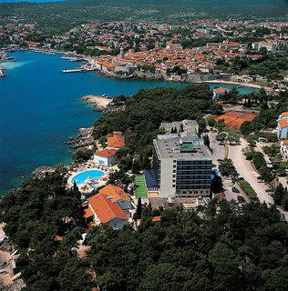 Pauschalreise Hotel Kroatien, Kvarner Bucht, Dražica Hotel in Krk  ab Flughafen Bruessel