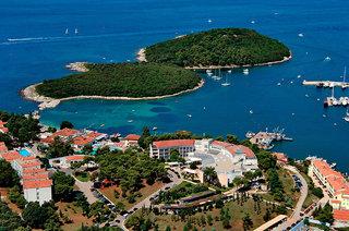 Pauschalreise Hotel Kroatien, Istrien, Hotel Pineta in Vrsar  ab Flughafen Bruessel