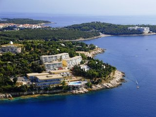 Pauschalreise Hotel Kroatien, Istrien, Splendid Golden Rocks Resort in Pula  ab Flughafen Bruessel