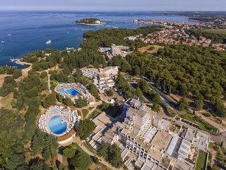 Pauschalreise Hotel Kroatien, Istrien, Valamar Crystal Hotel in Porec  ab Flughafen Bruessel