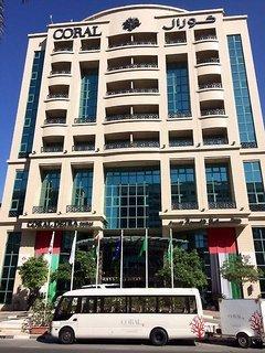 Pauschalreise Hotel Vereinigte Arabische Emirate, Dubai, Coral Dubai Deira in Deira  ab Flughafen Bruessel