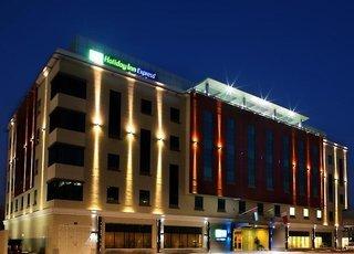 Pauschalreise Hotel Vereinigte Arabische Emirate, Dubai, Holiday Inn Express Dubai - Safa Park in Dubai  ab Flughafen Bruessel