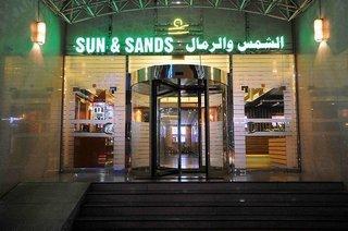 Pauschalreise Hotel Vereinigte Arabische Emirate, Dubai, Sun & Sands Hotel in Deira  ab Flughafen Bruessel