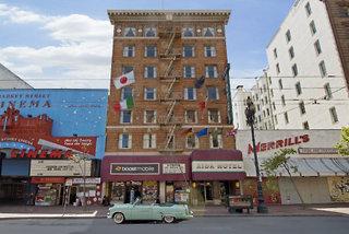 Last MInute Reise USA,     Kalifornien,     Aida Plaza (2   Sterne Hotel  Hotel ) in San Francisco