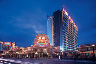 Last MInute Reise USA,     Nevada,     Main Street Station Hotel & Casino (3   Sterne Hotel  Hotel ) in Las Vegas