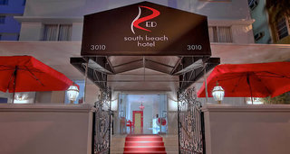 Pauschalreise Hotel USA, Florida -  Ostküste, Red South Beach in Miami Beach  ab Flughafen Amsterdam
