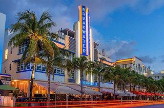 Pauschalreise Hotel USA, Florida -  Ostküste, Hotel Breakwater South Beach in Miami Beach  ab Flughafen Amsterdam