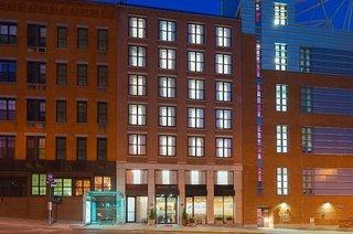 Pauschalreise Hotel USA, New York & New Jersey, Hampton Inn Manhattan Seaport Financial District in New York City  ab Flughafen Berlin-Tegel