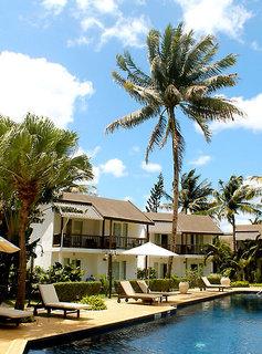 Pauschalreise Hotel Mauritius, Mauritius - weitere Angebote, Cocotiers Seaside Boutik Hotel in Baie du Tombeau  ab Flughafen Bruessel