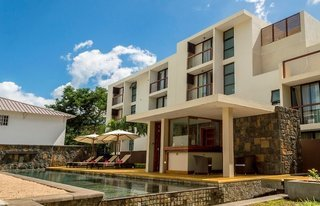 Pauschalreise Hotel Mauritius, Mauritius - weitere Angebote, Belle Haven Luxury Apartements in Mont Choisy  ab Flughafen Bruessel