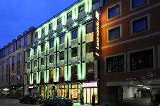Pauschalreise Hotel Deutschland, Städte Süd, Leonardo Hotel München City Center in München  ab Flughafen Bruessel