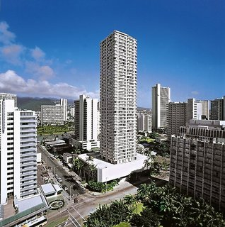 Last MInute Reise USA,     Hawaii,     Maile Sky Court (2   Sterne Hotel  Hotel ) in Waikiki