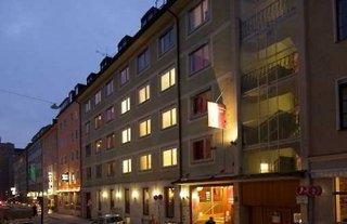 Pauschalreise Hotel Deutschland, Städte Süd, 4You Hostel & Hotel München in München  ab Flughafen Bruessel