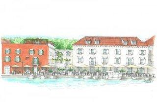 Pauschalreise Hotel Kroatien - weitere Angebote, Lemongarden in Sutivan  ab Flughafen Düsseldorf