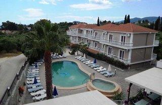 Pauschalreise Hotel Griechenland, Zakynthos, Megara Hotel in Zakynthos  ab Flughafen