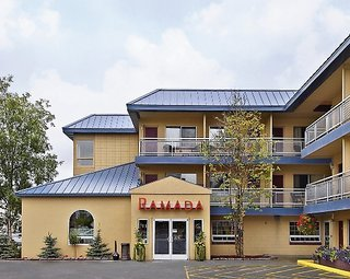 Last MInute Reise USA,     Alaska,     Ramada Anchorage Downtown (3   Sterne Hotel  Hotel ) in Anchorage