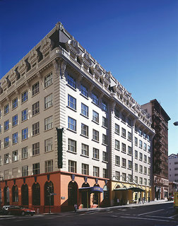 Last MInute Reise     Kalifornien,     The Marker Hotel Union Square (4   Sterne Hotel  Hotel ) in San Francisco