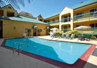 Last MInute Reise USA,     Kalifornien,     Quality Inn Near Hollywood Walk of Fame (2   Sterne Hotel  Hotel ) in Hollywood