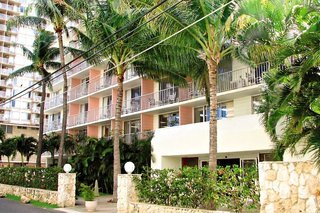 Last MInute Reise USA,     Hawaii,     Ewa Hotel Waikiki (2   Sterne Hotel  Hotel ) in Waikiki
