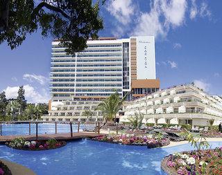 Pauschalreise ITS Reisen in Portugal,     Madeira,     Pestana Carlton Madeira (5   Sterne Hotel  Hotel ) in Funchal