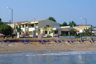 Pauschalreise Hotel Griechenland,     Korfu,     Beach Front Salvanos in Acharavi