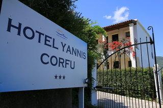 Pauschalreise Hotel Griechenland,     Korfu,     Hotel Yannis Corfu in Ypsos