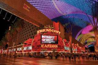 Last MInute Reise USA,     Nevada,     Fremont Hotel & Casino (4   Sterne Hotel  Hotel ) in Las Vegas