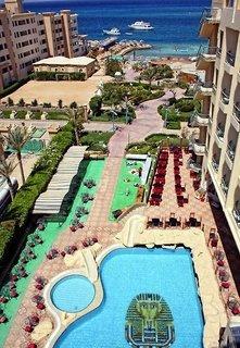 Pauschalreise Hotel Ägypten, Hurghada & Safaga, King Tut Resort Hurghada in Hurghada  ab Flughafen Frankfurt Airport