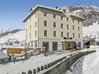 Pauschalreise in     Graubünden,     Aurora (3   Sterne Hotel  Hotel ) in Ardez