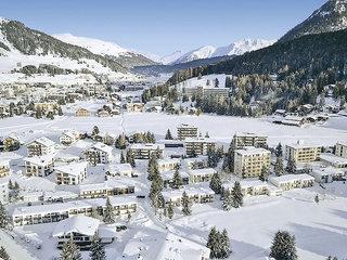 Pauschalreise in     Graubünden,     Solaria (3   Sterne Hotel  Hotel ) in Davos-Platz