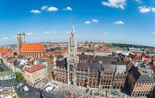 Pauschalreise Hotel Deutschland, Bayern, City Partner das seidl Hotel & Tagung in Puchheim  ab Flughafen Bruessel